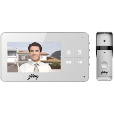 Godrej Solus ST 4.3 Lite Video and Audio Door Phone