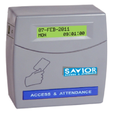 Savior 7602 Card Biometric System