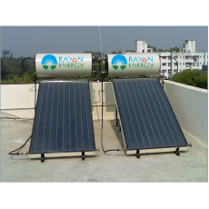 Rayon Energy FPC Domestic Solar Water Heater