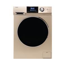 Haier HW80 BD12756NZP 8 kg Fully Automatic Washing Machine