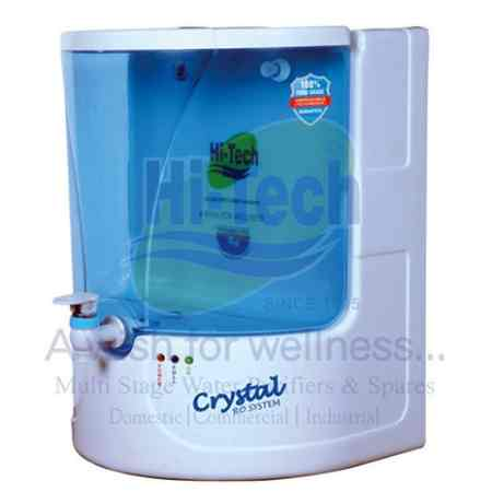 Hi Tech D Top Water Purifier Ro Price Specification