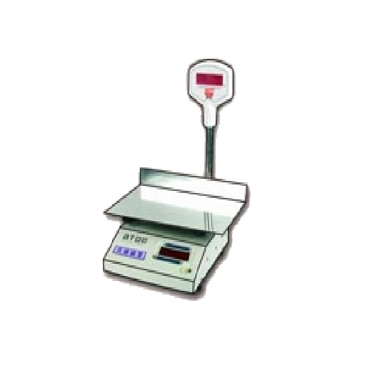 Usha Atom i 30 Table Top Scale 30kg Accuracy 5g Weighing Scale